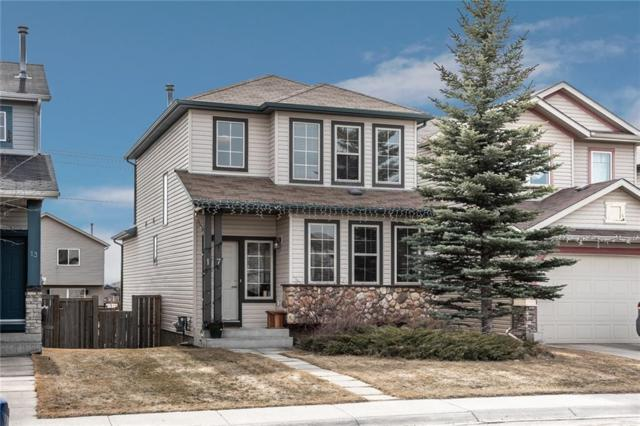 17 Covebrook Close NE, Calgary, AB T3K 6J7 (#C4237625) :: Calgary Homefinders