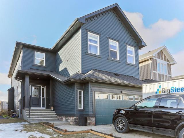 1426 Ravenscroft Avenue SE, Airdrie, AB T4A 0L7 (#C4237642) :: Calgary Homefinders