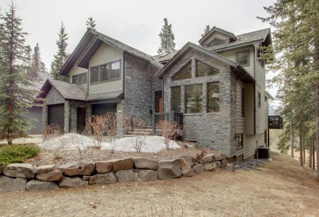 133 Silvertip Ridge, Canmore, AB T1W 3A8 (#C4237647) :: Canmore & Banff
