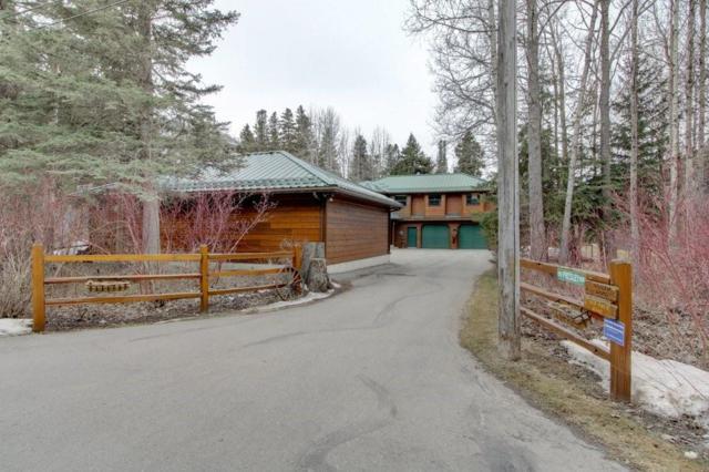 2 Des Arcs Road, Lac des Arcs, AB T1W 2W3 (#C4237654) :: Canmore & Banff