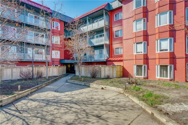 333 Garry Crescent NE #211, Calgary, AB T2K 5W5 (#C4237663) :: Redline Real Estate Group Inc