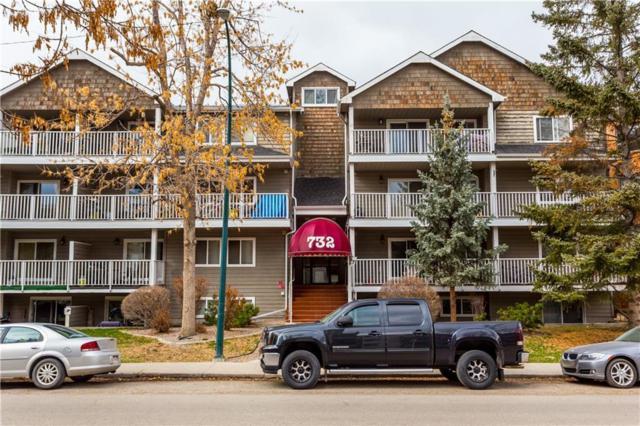 732 57 Avenue SW #105, Calgary, AB T2V 0H1 (#C4237677) :: Calgary Homefinders