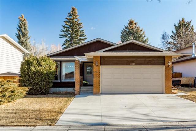 14523 Deer Ridge Drive SE, Calgary, AB T2J 5W8 (#C4237716) :: The Cliff Stevenson Group
