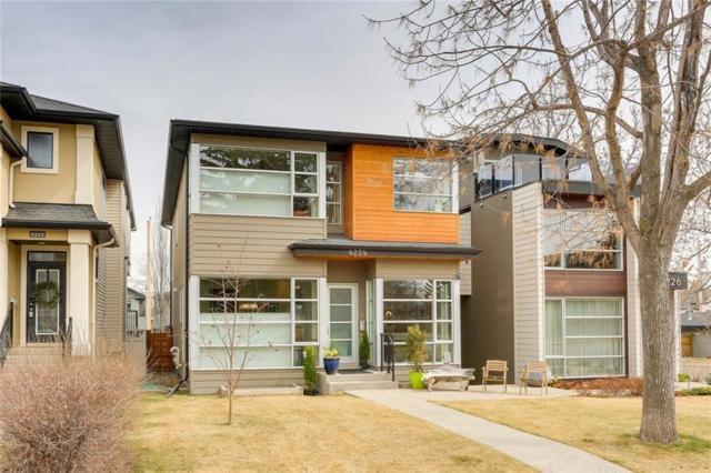 4224 17 Street SW, Calgary, AB T2T 4P6 (#C4237730) :: Canmore & Banff