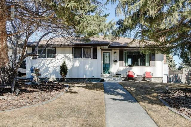 32 Hunterquay Place NW, Calgary, AB T2K 4T7 (#C4237759) :: Canmore & Banff