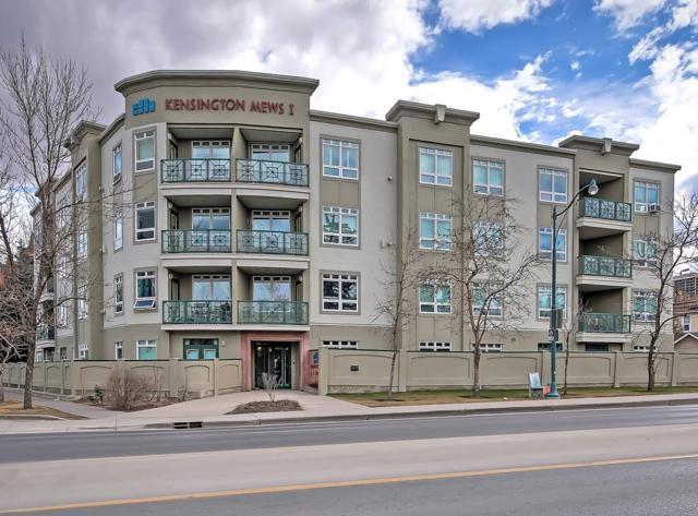 2 14 Street NW #101, Calgary, AB T2N 1Z4 (#C4237760) :: The Cliff Stevenson Group