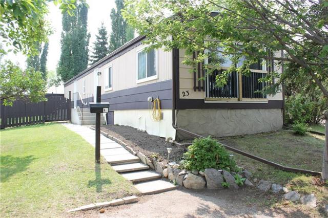 23 Huntwell Way NE, Calgary, AB T2E 5T1 (#C4237791) :: Canmore & Banff