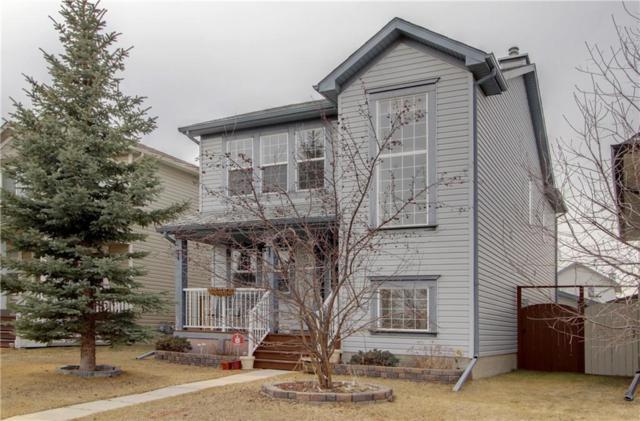 3 Cimarron Grove Drive, Okotoks, AB T1S 2H2 (#C4237855) :: Calgary Homefinders