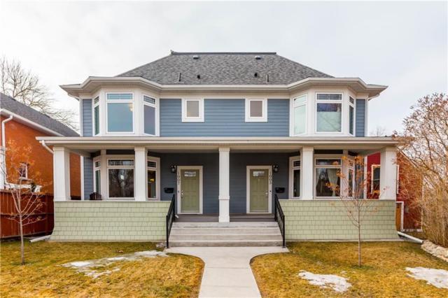 1007 17 Avenue SE, Calgary, AB T2G 1J6 (#C4237857) :: Calgary Homefinders