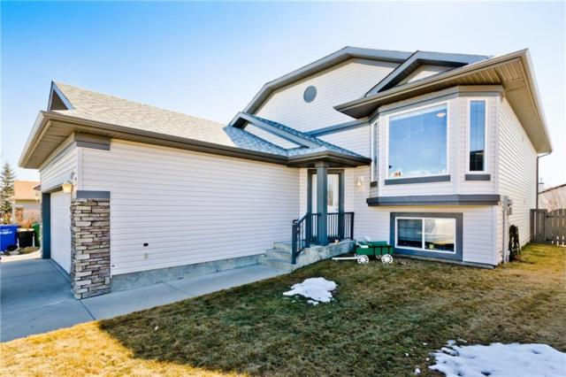 116 Stonegate Crescent NW, Airdrie, AB T4B 2P2 (#C4237868) :: Redline Real Estate Group Inc