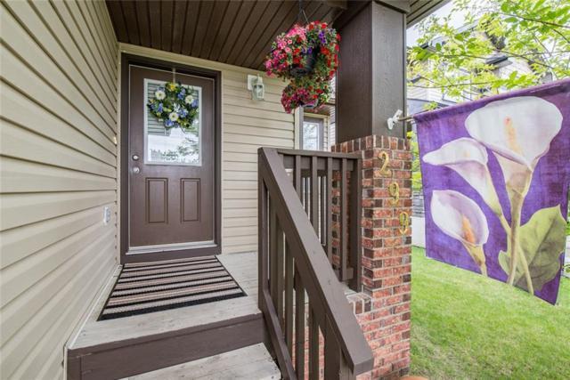 299 Cimarron Boulevard, Okotoks, AB T1S 2H2 (#C4237869) :: Calgary Homefinders
