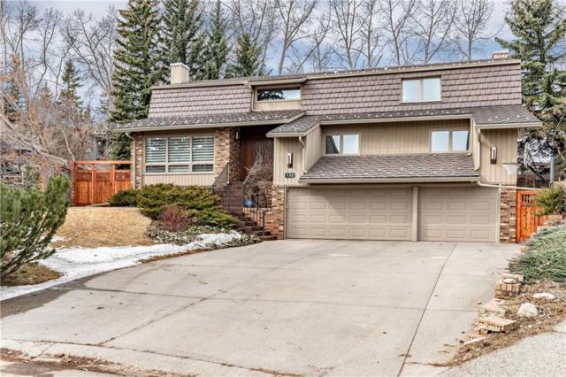 132 Pump Hill Road SW, Calgary, AB T2V 4L8 (#C4237889) :: Redline Real Estate Group Inc