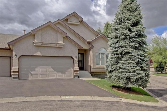 147 Oakbriar Close SW, Calgary, AB T2Y 5G8 (#C4237922) :: Redline Real Estate Group Inc