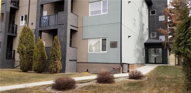 3615 51 Avenue #204, Red Deer, AB  (#C4237925) :: Redline Real Estate Group Inc