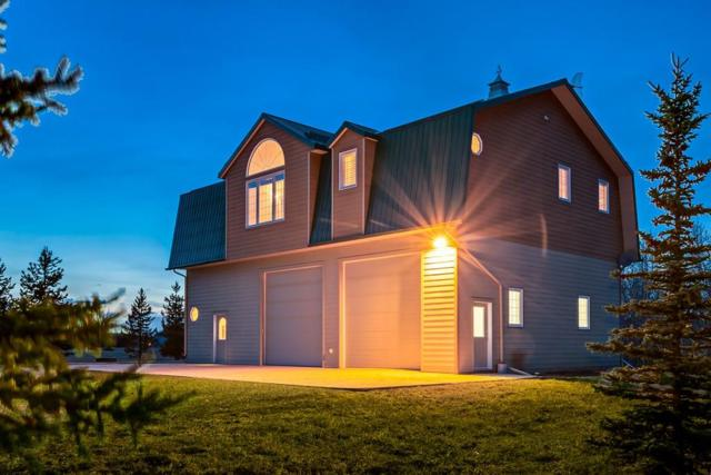 31048 Twp Rd 255, Rural Rocky View County, AB T3R 1G3 (#C4237948) :: Calgary Homefinders
