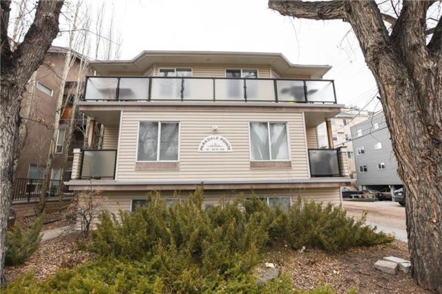 112 34 Street NW #302, Calgary, AB T2N 2X5 (#C4237952) :: Redline Real Estate Group Inc