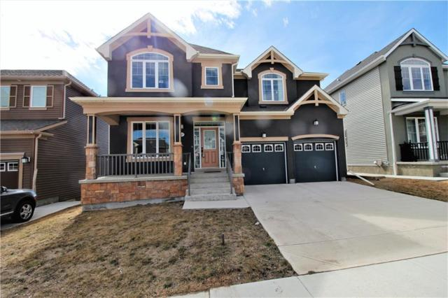 227 Lakepointe Drive, Chestermere, AB T1X 0R3 (#C4237969) :: The Cliff Stevenson Group