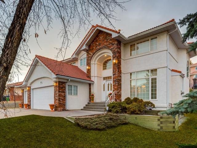 2965 Signal Hill Drive SW, Calgary, AB T3H 2X5 (#C4237971) :: Canmore & Banff