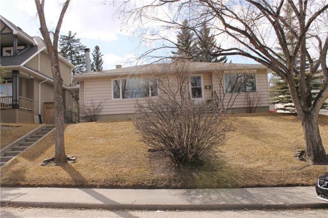 1335 Windsor Street NW, Calgary, AB T2N 3X2 (#C4237981) :: The Cliff Stevenson Group