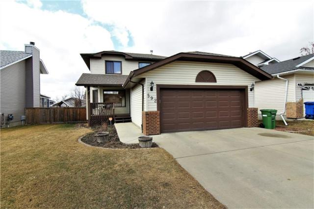 592 Meadowbrook Bay SE, Airdrie, AB T4A 2A9 (#C4238024) :: The Cliff Stevenson Group