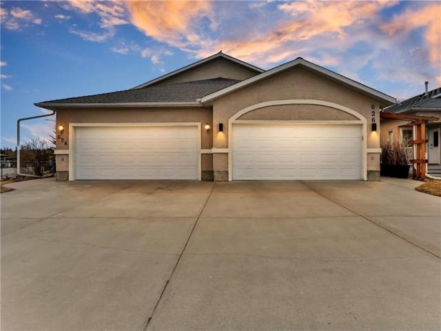 626 Lineham Acres Drive NW, High River, AB T1V 1S6 (#C4238047) :: The Cliff Stevenson Group