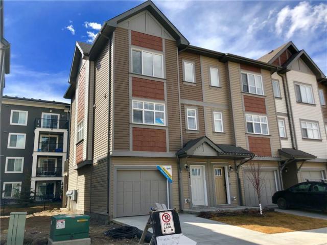 52 Copperstone Villa(S) SE, Calgary, AB T2Z 5E3 (#C4238075) :: Canmore & Banff