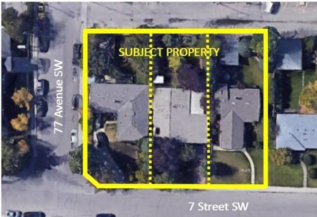 7711 7 Street SW, Calgary, AB T2V 1G4 (#C4238131) :: Virtu Real Estate