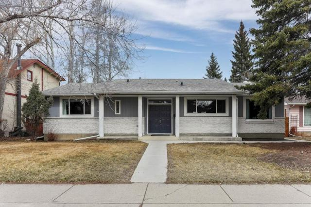 1024 Cantabrian Drive SW, Calgary, AB T2W 1L7 (#C4238157) :: Redline Real Estate Group Inc