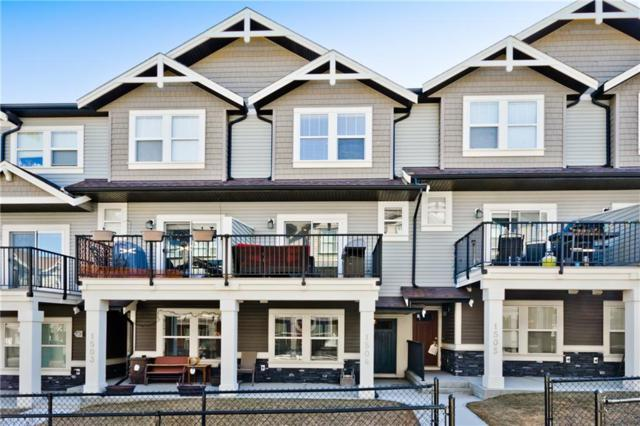 280 Williamstown Close NW #1504, Airdrie, AB T4B 4B6 (#C4238220) :: Calgary Homefinders