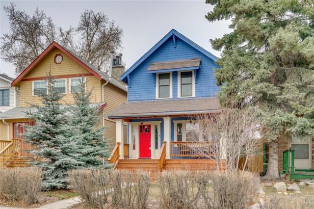 1712 33 Avenue SW, Calgary, AB T2T 1Y7 (#C4238234) :: Calgary Homefinders