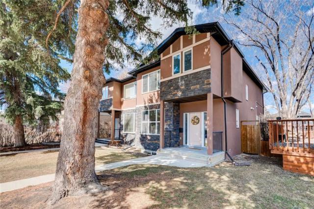 446 29 Avenue NW, Calgary, AB T2M 2M3 (#C4238269) :: Calgary Homefinders