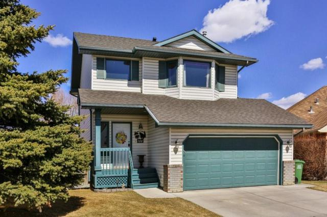 106 West Terrace Bay, Cochrane, AB T4C 1R7 (#C4238292) :: The Cliff Stevenson Group