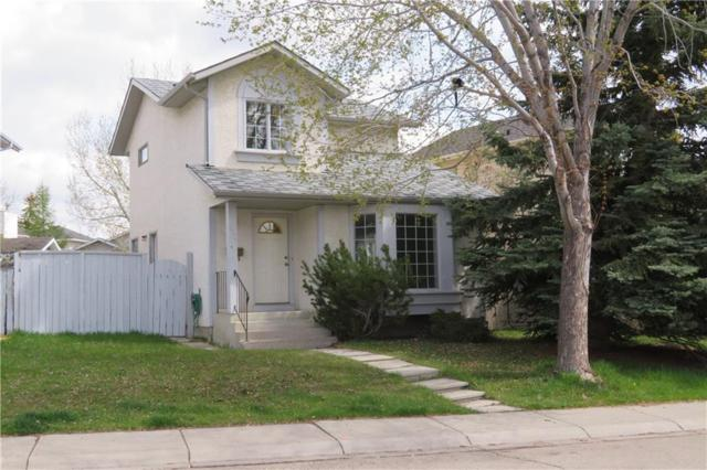 168 Millbank Drive SW, Calgary, AB T2Y 2H5 (#C4238345) :: The Cliff Stevenson Group