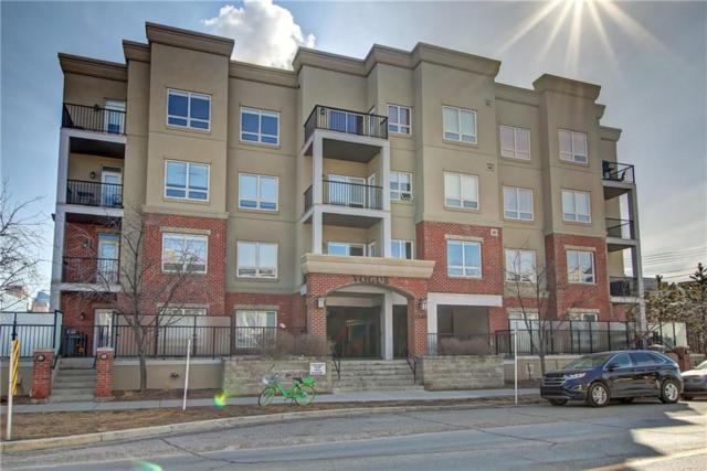 1108 15 Street SW #209, Calgary, AB T3C 1E8 (#C4238348) :: The Cliff Stevenson Group