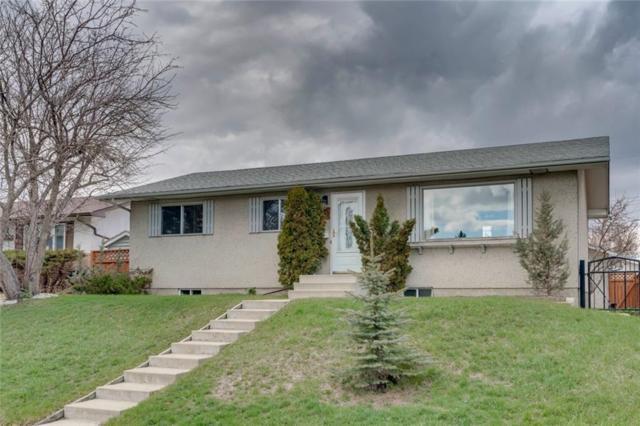 6120 Blackthorn Crescent NE, Calgary, AB T2K 4Y4 (#C4238352) :: Redline Real Estate Group Inc