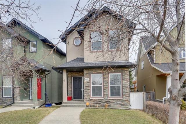 4022 18 Street SW, Calgary, AB T2T 4V6 (#C4238447) :: Calgary Homefinders