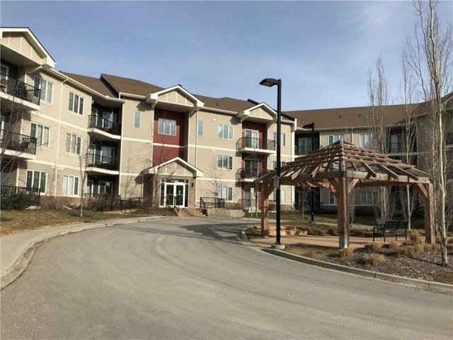 1540 Sherwood Boulevard NW #1112, Calgary, AB T3R 0K5 (#C4238483) :: Canmore & Banff