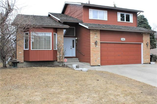 292 Canterville Drive SW, Calgary, AB T2W 3X2 (#C4238500) :: Redline Real Estate Group Inc