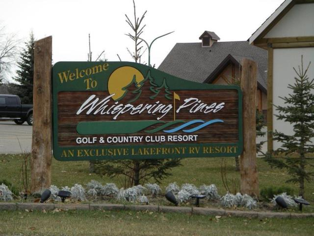 38 Whispering Pines Phase 4 Close, Rural Red Deer County, AB T0M 1S0 (#C4238534) :: The Cliff Stevenson Group