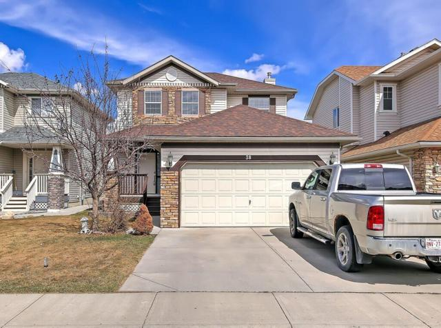 38 Coopers Close SW, Airdrie, AB T4B 2X1 (#C4238542) :: Calgary Homefinders