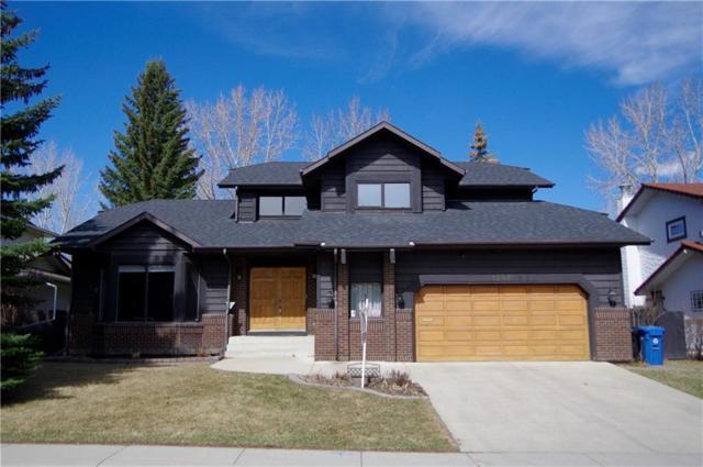 1241 Varsity Estates Road NW, Calgary, AB T3B 2W3 (#C4238554) :: Calgary Homefinders
