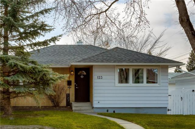 123 Warwick Drive SW, Calgary, AB T3C 2R5 (#C4238587) :: Redline Real Estate Group Inc