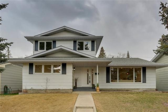10811 Maplebend Drive SE, Calgary, AB T2J 1X3 (#C4238673) :: The Cliff Stevenson Group