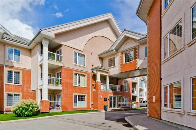 223 Tuscany Springs Boulevard NW #183, Calgary, AB T3L 2M2 (#C4238679) :: Canmore & Banff