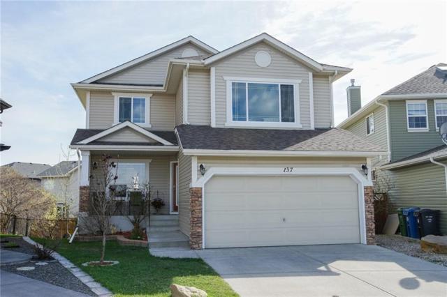137 Citadel Estates Terrace NW, Calgary, AB T3G 4S4 (#C4238683) :: The Cliff Stevenson Group