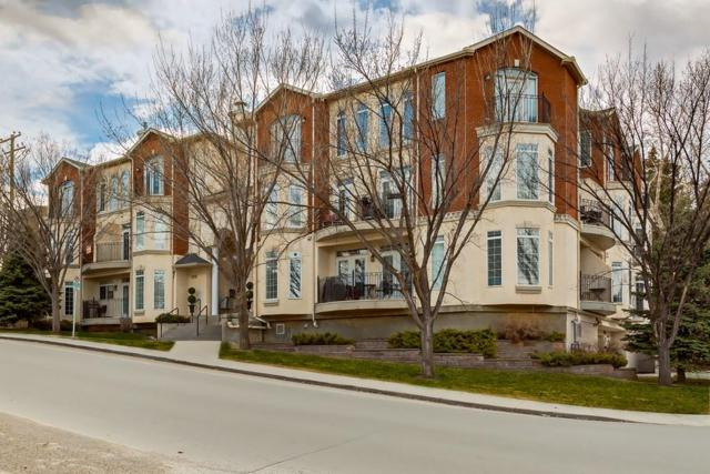 5703 5 Street SW #206, Calgary, AB T2V 1A8 (#C4238692) :: Calgary Homefinders