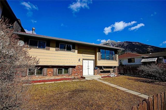 130 15th Street, Canmore, AB T1W 1M2 (#C4238730) :: The Cliff Stevenson Group