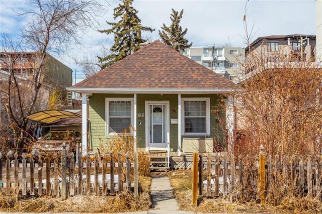 1816 27 Avenue SW, Calgary, AB T2T 1H1 (#C4238740) :: Calgary Homefinders