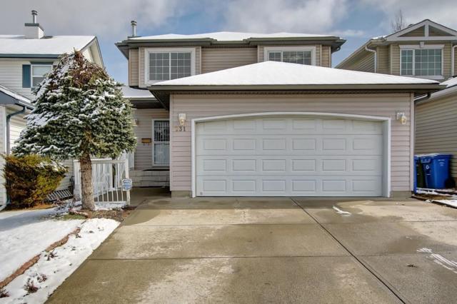 231 Hidden Ranch Circle NW, Calgary, AB T3A 5R1 (#C4238761) :: Calgary Homefinders