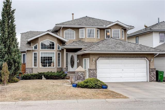 723 Hawkside Mews NW, Calgary, AB T3G 3S2 (#C4238762) :: Canmore & Banff